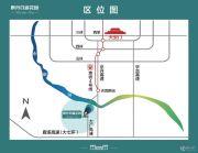 永定河孔雀城枫丹白露花园交通图