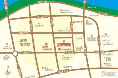 海港城・枫桦雅居