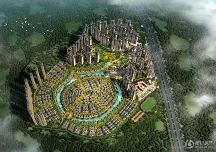 泰禾广州院子