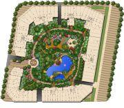 裕港理想城规划图