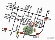 懋鑫福城交通图