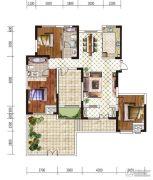 佳兆业水岸华府0室0厅0卫146平方米户型图