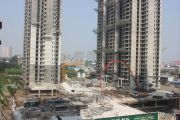 龙溪城实景图