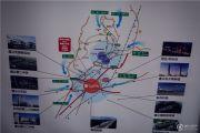 遵义国际商贸城交通图