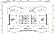 旺南世贸中心7室1厅1卫169平方米户型图