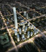中国国际丝路中心 IPARK公寓效果图