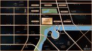 义乌市世贸中心交通图