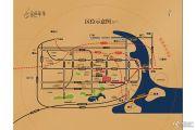 金色年华交通图