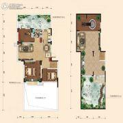融城7英里3室2厅1卫92平方米户型图
