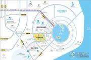 滴水湖馨苑悦湾交通图