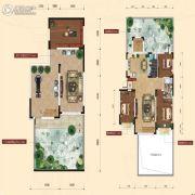 融城7英里3室2厅2卫129平方米户型图