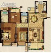 义乌新城吾悦广场2室2厅2卫0平方米户型图