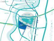 环球时代广场交通图