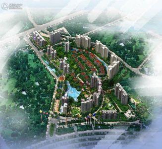 花园城孔雀湖