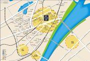 银泰御华园三期交通图
