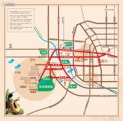 郑州碧桂园交通图