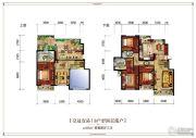皇冠壹品4室4厅3卫235平方米户型图