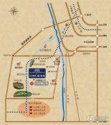 北京城建・徜徉墅交通图