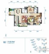 御锦城0室0厅0卫0平方米户型图