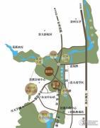 溪山御景交通图