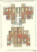 碧海园3室2厅3卫150--160平方米户型图