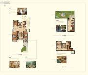 龙湖原府0室0厅0卫0平方米户型图
