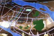越秀滨海新城交通图