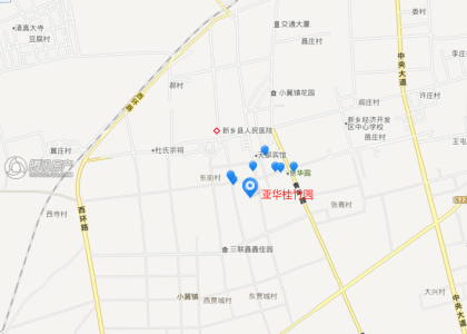 亚华桂竹园
