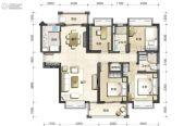 虎门・君悦东方4室2厅2卫0平方米户型图