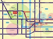 长信公馆交通图