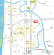 佳兆业时代广场交通图