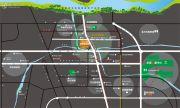 美景麟起城规划图