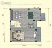 光大山湖城花园3室2厅3卫0平方米户型图