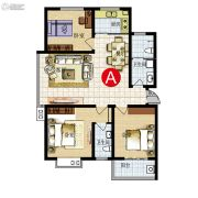 运和天成3室2厅2卫0平方米户型图