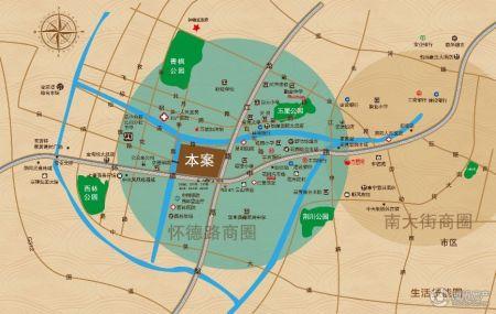 万泰国际广场檀香湾