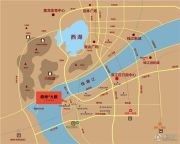 钱塘大观交通图