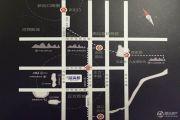 银城蓝溪郡规划图