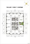 浙商大厦0平方米户型图