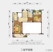 世茂天樾0室0厅0卫205平方米户型图