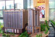 上海城沙盘图