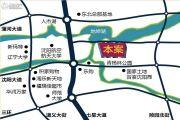 唐轩北廷交通图