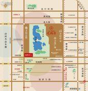 万达龙樾府交通图