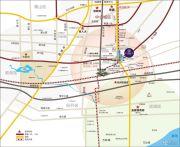 加侨国际广场交通图