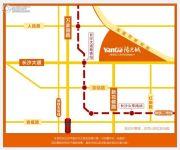 阳光城・尚东湾交通图