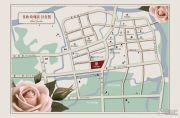 佳和・玫瑰园交通图