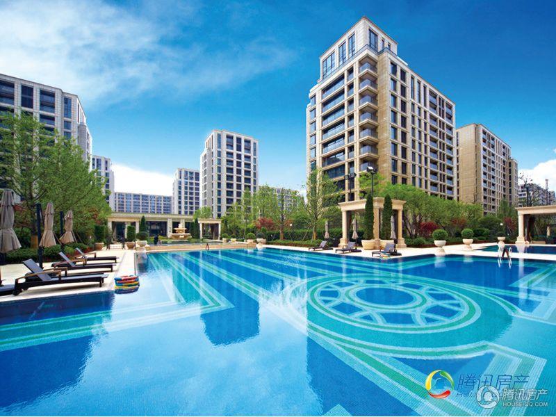 义乌·绿城效果图