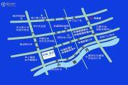 中海蓝湾交通图