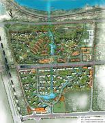 珠江郦城规划图