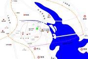 大信新都公馆交通图