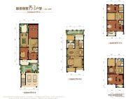 金昌启亚・白鹭金岸3室2厅4卫349平方米户型图